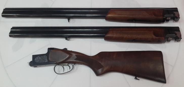 Ружьё ИЖ-27М-М 12/76 СТК L725, L680