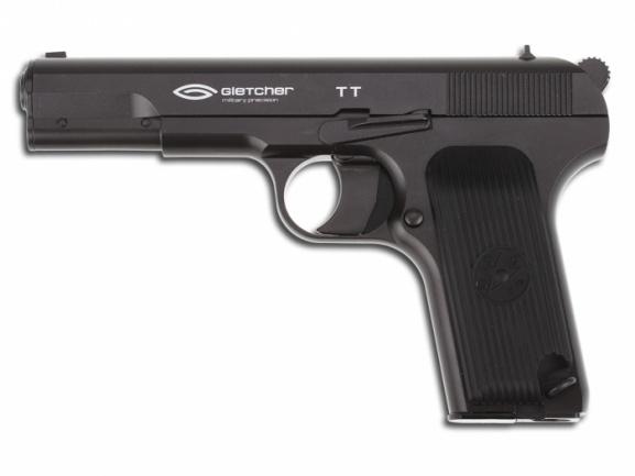 Пневматический пистолет Gletcher TT