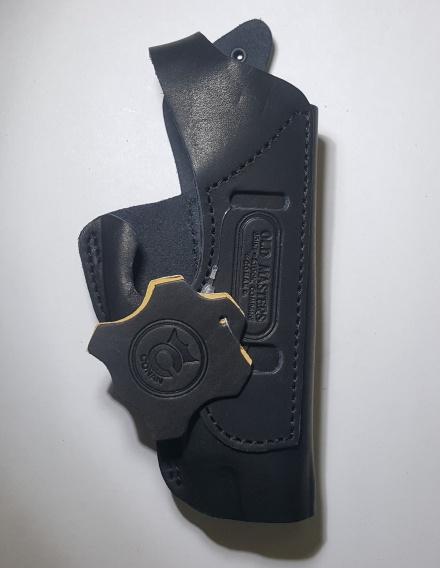 Р226пф-c Кобура поясная форм. скоба (Sig Sauer Р226)