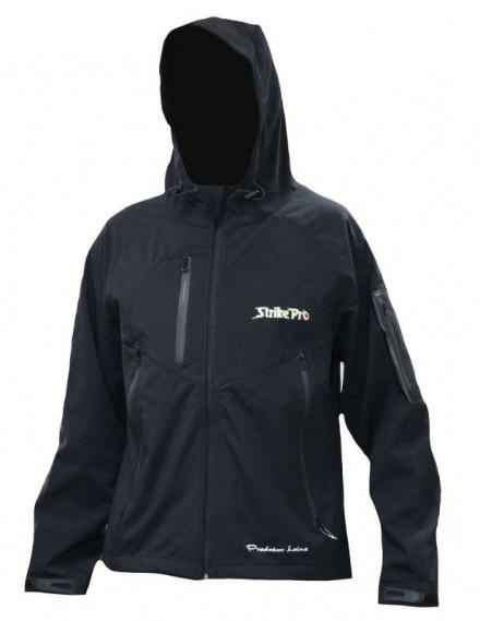 Куртка черн. слоготипом Strike Pro