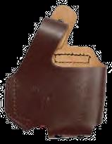 Кобура наплечная M ОСА-ПБ4-1 кожа черный 110110033