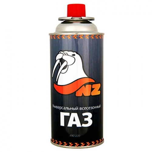 Баллон NZ газовый 220 гр.