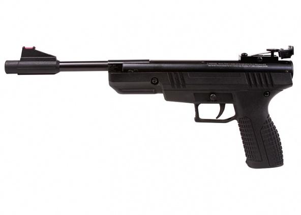 Пневматический пистолет Crosman Benjamin Trall NPкал. 4,5