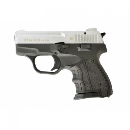 Пистолет сигнальный STALKER 5,6×16 хром