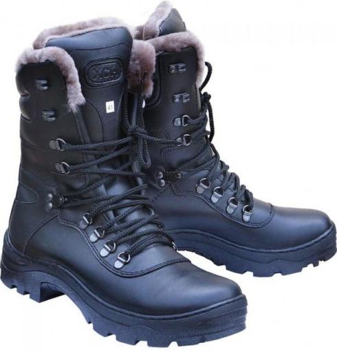 526 Ботинки Саяны Зима (натур. мех)