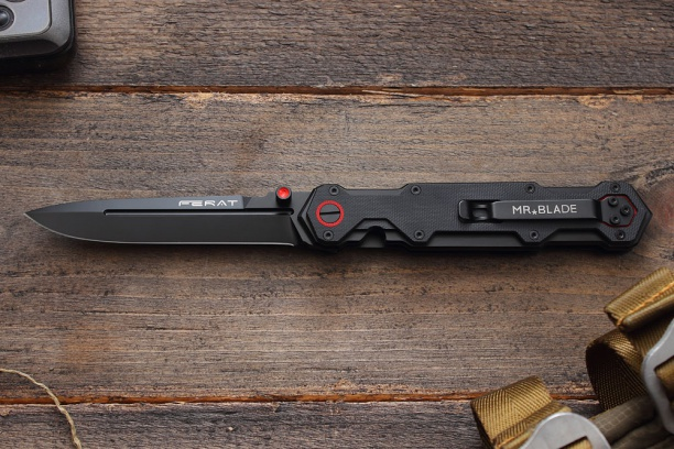 Нож Mr. Blade ''Ferat'' black