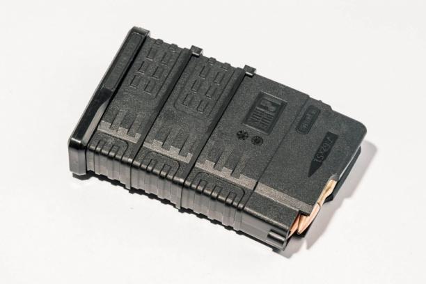 Маг-н Pufgun наСайга-308 7,62×51 15п