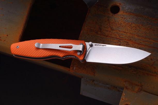 Нож Mr. Blade ''Zipper'' orange