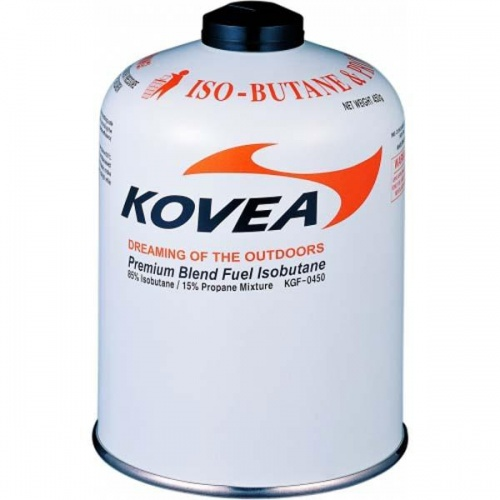 Баллон Kovea газовый 450 (бутан.пропан 70.30) KGF-0450
