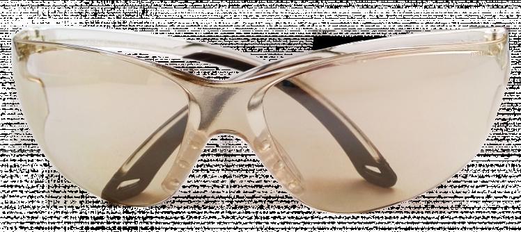 Очки стрелковые Stalker защитные, зеркально серые