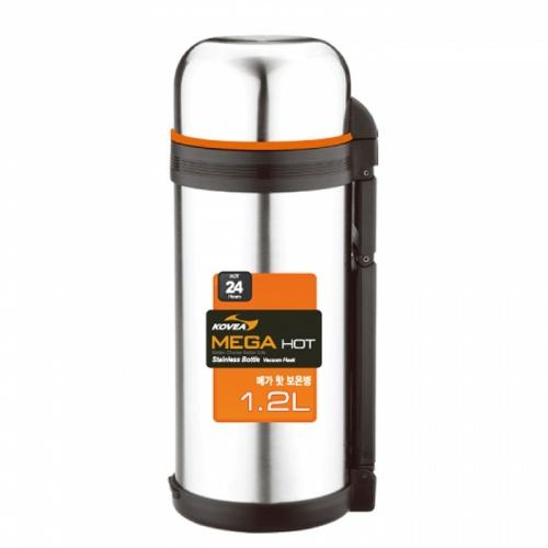 Термос для еды стальной 1,2л. ШГKDW-MH1200