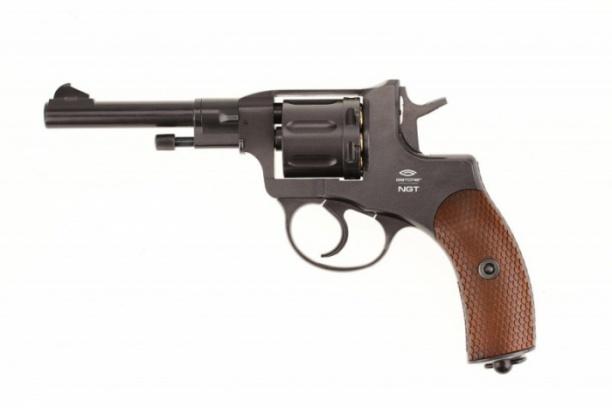 Пневматический пистолет Gletcher NGT R