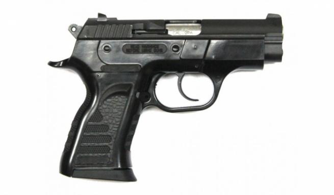 Пистолет Tanfoglio 9мм РА TG-1