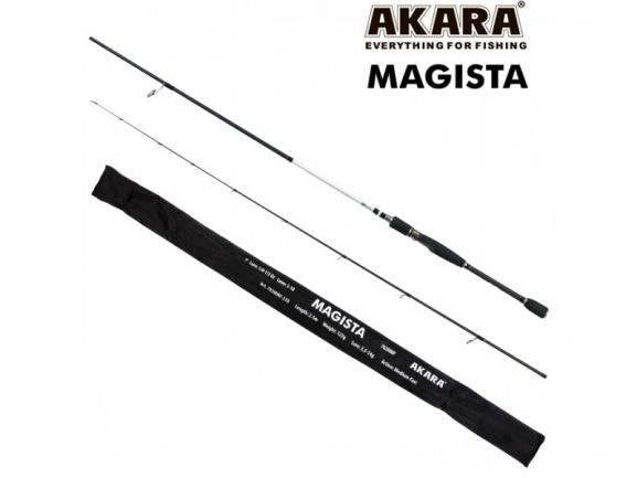 Сп. шт. уг. 2 кол. Akara Magista HMF 762 (14–56) 2,28 м