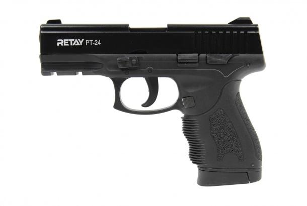 Пистолет охолощ. PT24 full-auto кал. 9мм Р.А.К.