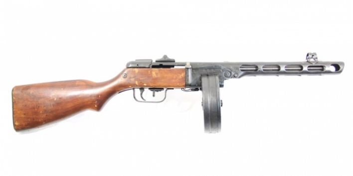 Карабин ППШ-О 7,62×25 ЗИД