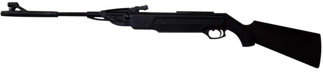 Пневматическая винтовка МР-512–22 перел.пластик