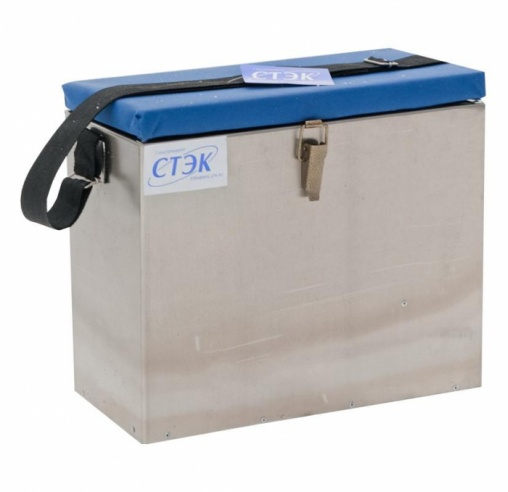 Ящик зимний ''Стек'' Алюминиевый (18 литров)