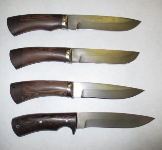Ножи из стали ХВ5 (алмазка)