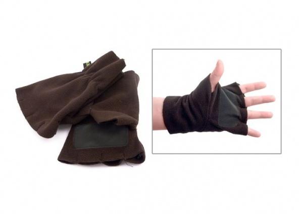Перчатки Tagrider флис без пальцев