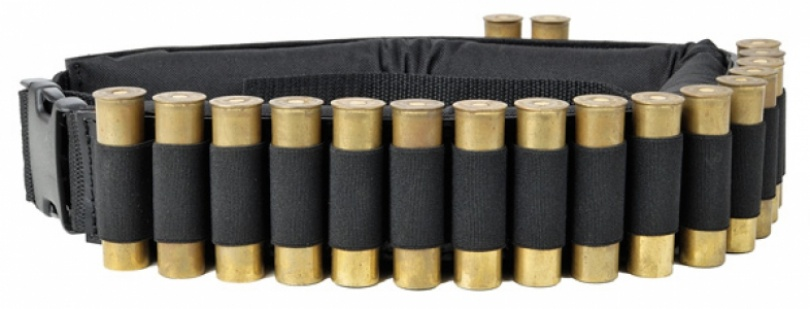 1524 Патронташ для практической стрельбы открытый на 30 патронов