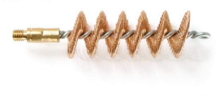Ерш (щетка) бронзовый спиральный кал. 16 67а.16
