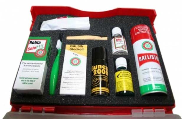 Ballistol Set (9 предметов)