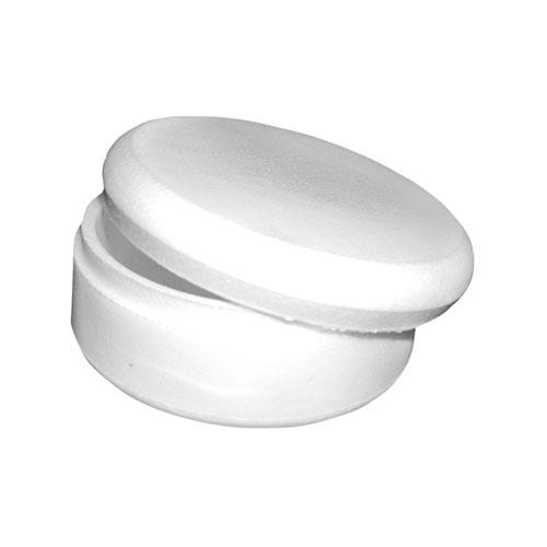Мотыльница пенопл. кругл. малая