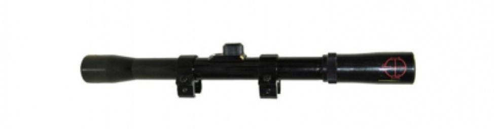 Прицел скронштейном 4×20 (тонкий крест) VR61–420