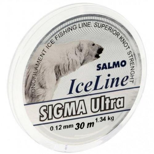 Леска моно зим. Salmo Sigma Ultra в асс.