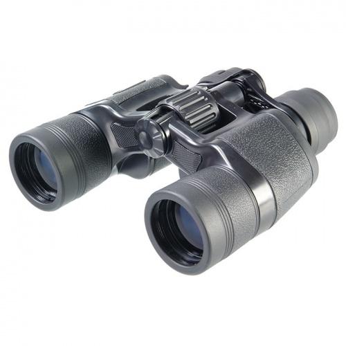 Бинокль Veber БПЦ ZOOM 8–18×40 (черный)