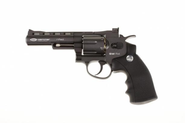 Револьвер пневматический Глетчер SWR4