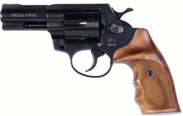 Травматический револьвер Гроза-03С
