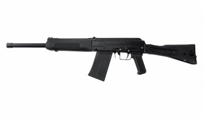 Карабин Сайга-12К 12.76 исп. 10, плс.прикл. склад, б.рпп, L430