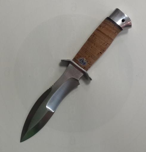 Нож охотничий (Опричник) береста 100х13м