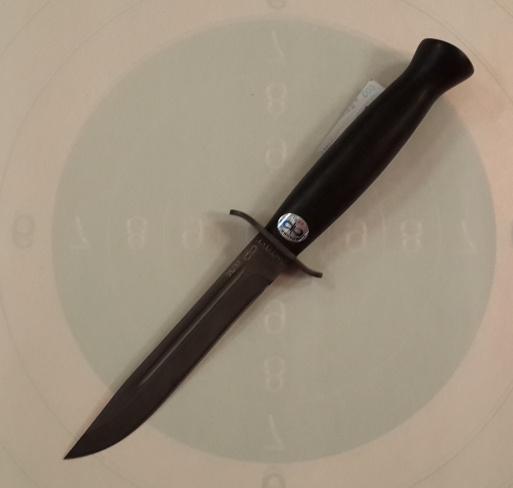 Нож охотничий ''Финка НКВД'' граб DLC покр. 95×18