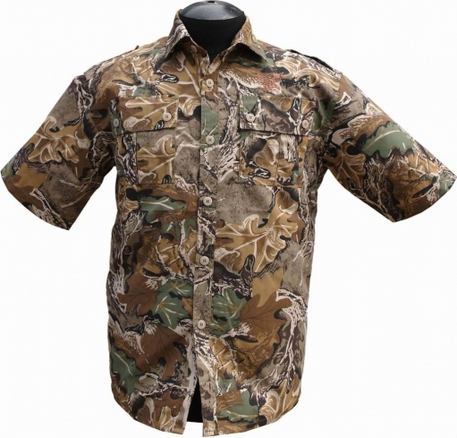 956 Рубашка скоротким рукавом