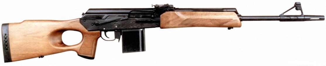 Карабин СОК-95 7,62×51 б.о L520