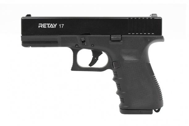 Пистолет охолощ. Glok 17 кал. 9мм Р.А.К.
