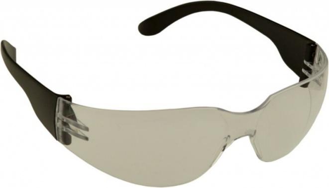 Очки стрелковые Arty 250 прозрачные (УФ-защита, класс оптики 1, незапотевающие)