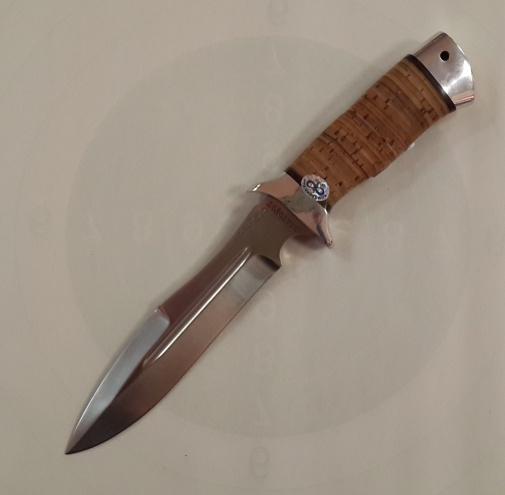 Нож охотничий ''Корсар'' береста 100×13м