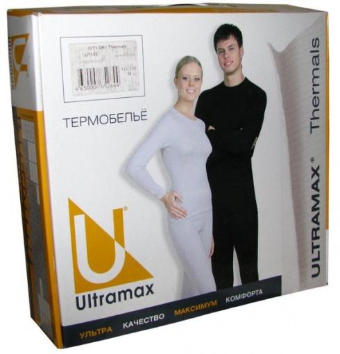Термобелье (комплект) муж. Ultramax