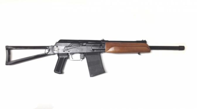 Карабин Сайга-20К 20/76 исп.04 с.пл. пр.рам. б.РПП L430