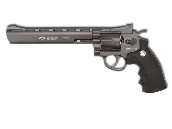 Револьвер Gletcher SW R8