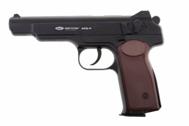 Пневматический пистолет Глетчер APS-P