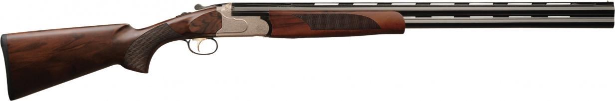 Двуствольное ружье Khan Setter Premium 12/76 орех д.н L760
