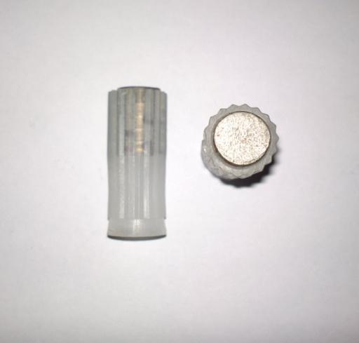 Пуля ''Тандем'' сталь 12 кал.