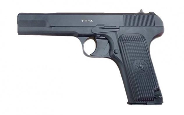 Пистолет пневм. BORNER ТТ-Х