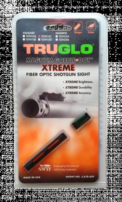 Мушка Truglo TG941XC 6мм. Magnum Gobble-Dot
