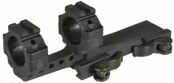 Кронштейн Leapers быстросъемн. с кольцами 25,4 мм. вынос 50мм. M1S35070R2